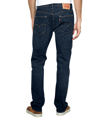 LEVI'S 513 SLIM STRAIGHT STRETCH JEANS - QUINCY