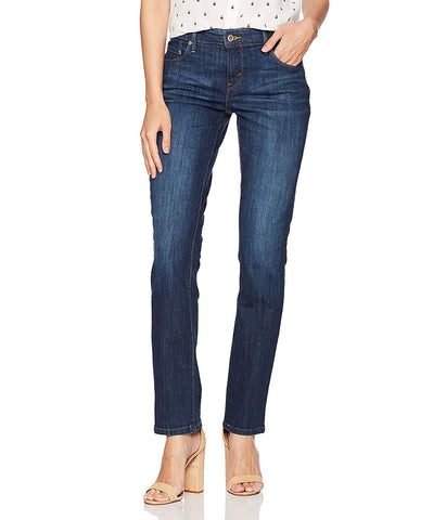 LEVI'S 505 STRAIGHT JEANS - SLEEK BLUE