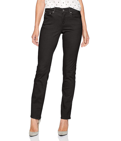 LEVI'S 505 STRAIGHT JEANS - BLACK INK