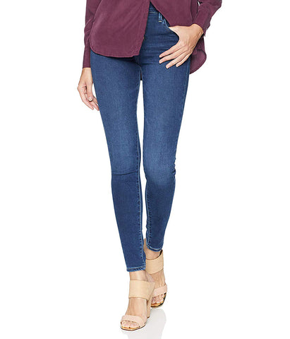 LEVI'S 720 HIGH RISE SUPER SKINNY JEANS - BLUE ME AWAY