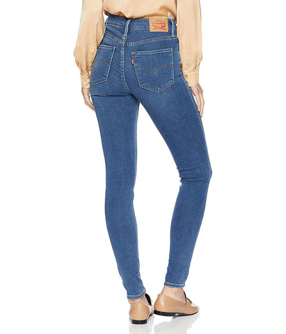 LEVI'S 720 HIGH RISE SUPER SKINNY JEANS - ELECTRONIC