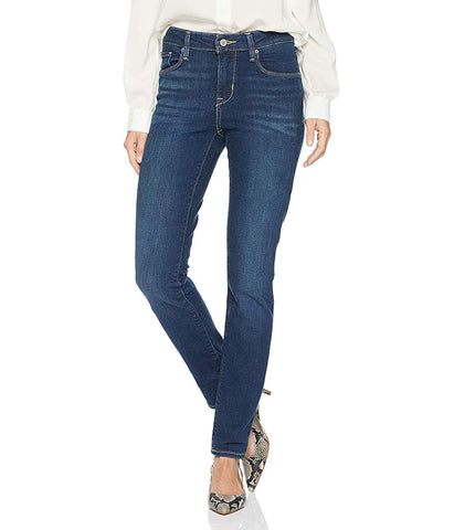 LEVI'S MID RISE SKINNY JEANS - GOING OUT