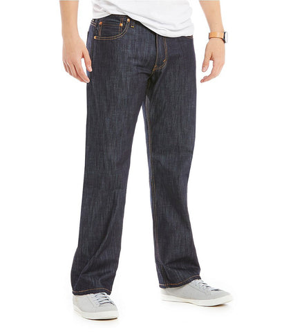 LEVI'S 569 LOOSE STRAIGHT JEANS - ICE CAP