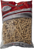 "ProActive Premium Sports Hardwood Golf Tees 2.75"" 500 count"