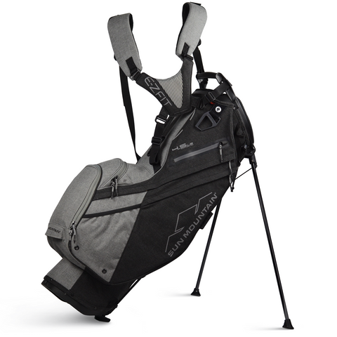 Sun Mountain 2020 4.5 LS 14-Way Divided Sunbrella Golf Carry Bag with Stand