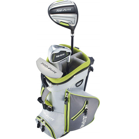 Top Flite Junior Complete Golf Set 2-5 years old Gray/Volt