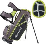 Top Flite Junior Complete Golf Set 5-8 years old Gray/Volt