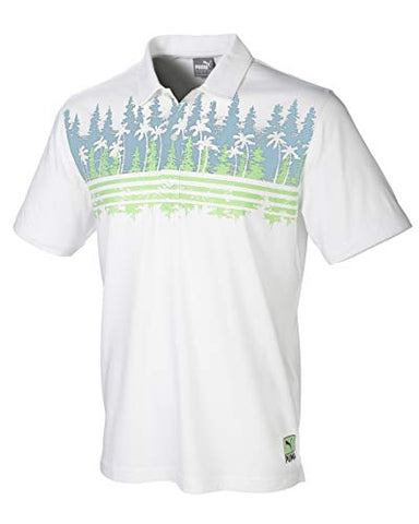 Puma Juniors Pines Golf Polo