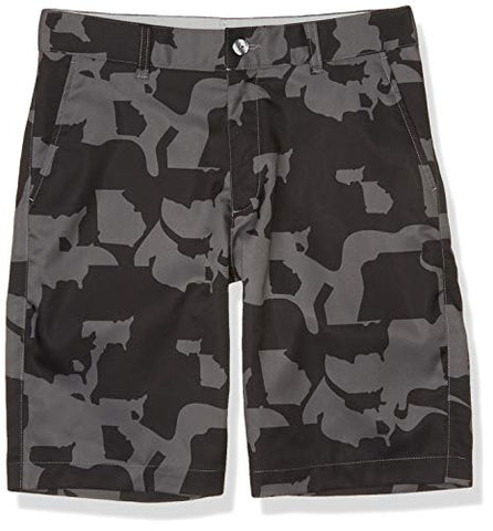 Puma Juniors Union Camo Golf Shorts