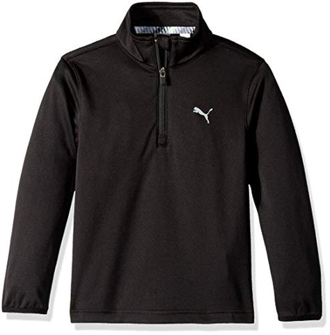 Puma Juniors 1/4 Zip Jacket