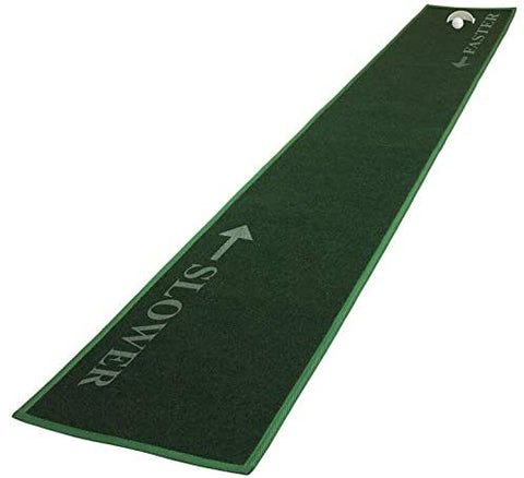 Dual Grain Putting Mat - Jef World of Golf