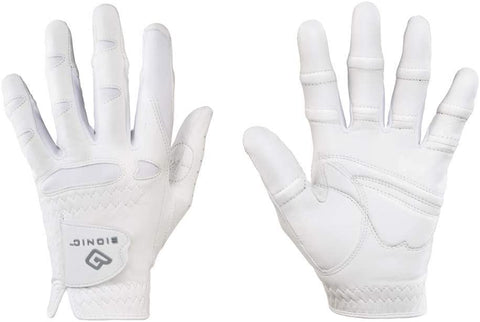 Bionic Golf Women's StableGrip Glove - White