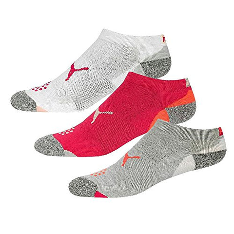 Puma Ladies Pounce Low Cut Golf Socks - 3 Pairs