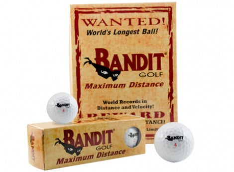 Bandit Maximum Distance Non-Conforming Golf Balls