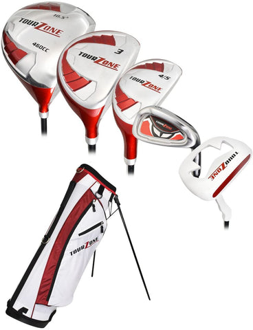 Tour Edge Tour Zone Mens Complete Set
