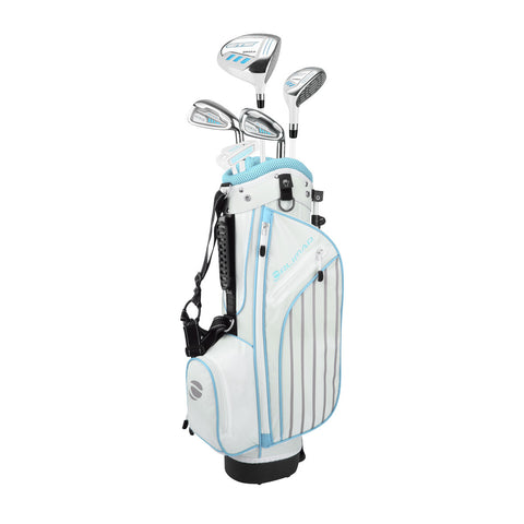 Orlimar Golf ATS Junior Girls Sky Blue Series Set for Ages 9-12