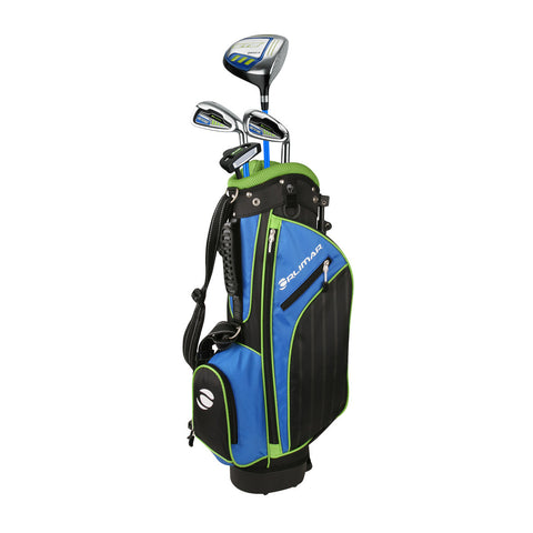Orlimar Golf ATS Junior Boys Blue Lime Series Set for Ages 5-8