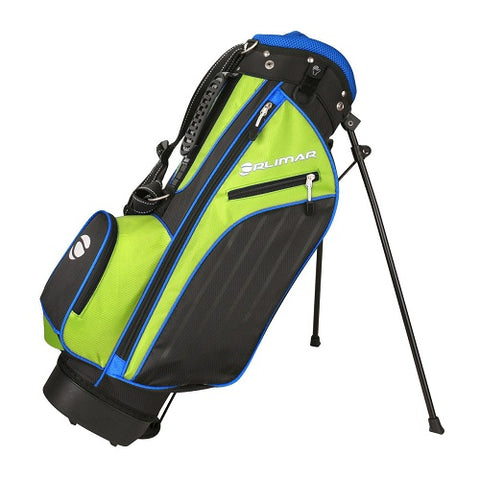 Orlimar Golf ATS Junior Boys Lime Blue Series Stand Bag (Age 3-5)