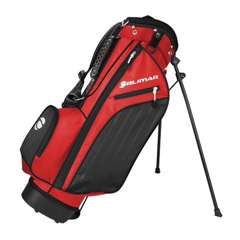 Orlimar Golf ATS Junior Boys Red Black Series Stand Bag (Age 9-12)