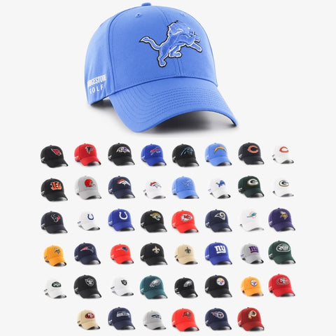 47 Brand NFL Clean Up Caps - Low Profile Fan Hats for 31 Teams ... 2e3b99217