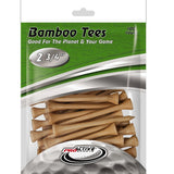"Bamboo Golf Tees 2.75"" 100 count"
