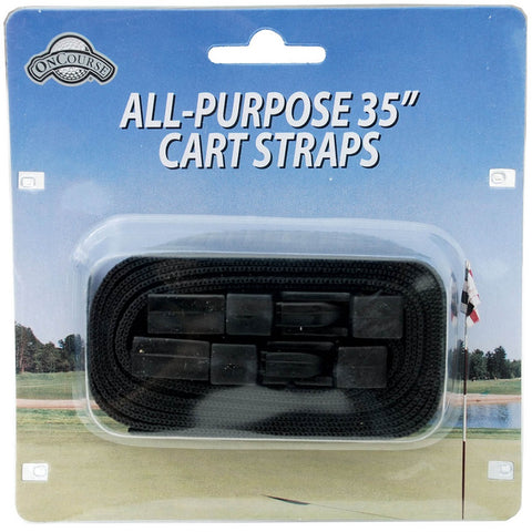 "On Course All-Purpose 35"" Cart Straps"