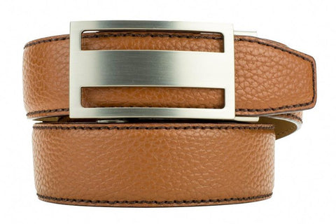 NexBelt Classic Buckle PreciseFit w/ Pebble Grain Belt