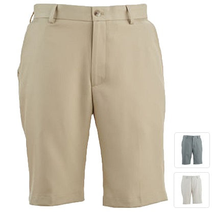 Greg Norman Mens Classic Flat Front Shorts