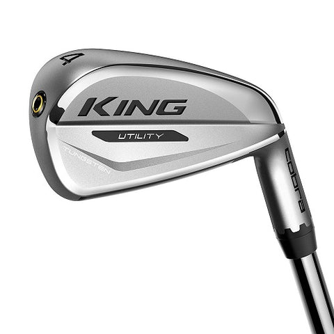 Cobra King Utility Silver Iron