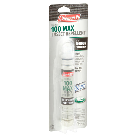 Coleman 100 Max Insect Repellent GoReady Pen