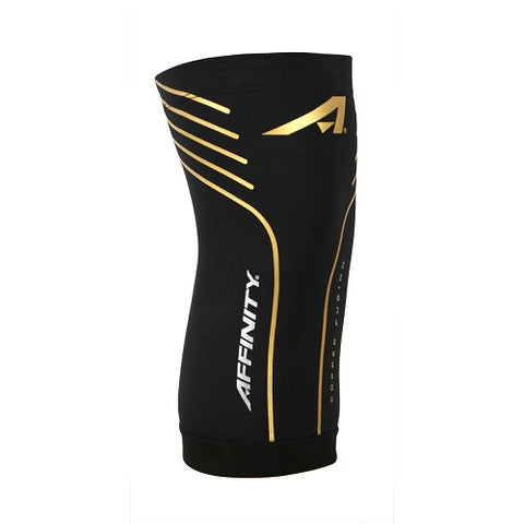 Affinity Copper Fusion Compression Knee Sleeve
