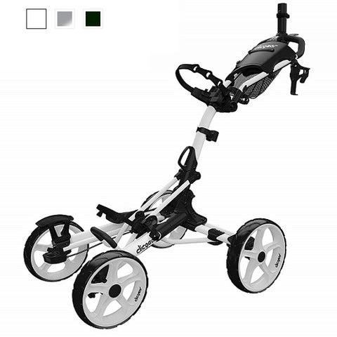 Clicgear Golf 4-Wheel Push Cart Model 8.0+