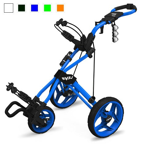 Clicgear Golf 3-Wheel Rovic Junior Push Cart Model RV3J