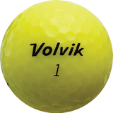 Volvik Crystal Colored Golf Balls by the Sleeve