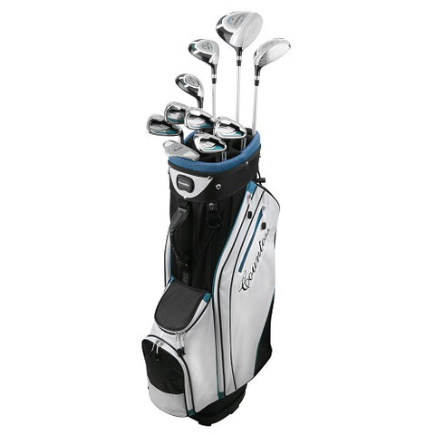 Powerbilt Countess Ladies Complete Golf Set