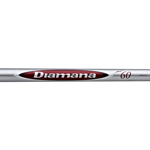 Mitsubishi Diamana Red Board M+ Graphite Shafts