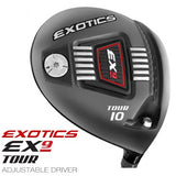 Tour Edge Exotics EX9 Tour Adjustable Driver