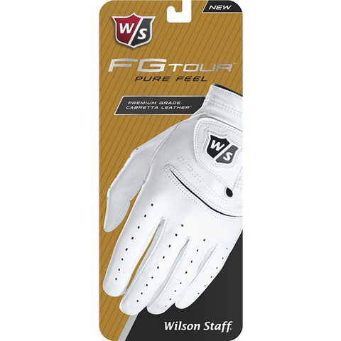 Wilson Staff FG Tour Pure Feel Glove