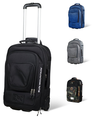 Sun Mountain Travel Gear Wheeled Carry-On