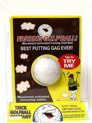 Farting Golf Ball Trick Golfball Company
