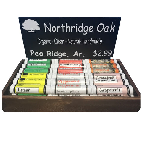 Northridge Oak Lip Balm