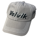 Volvik Golf Contrast Stitch Hat - Gray