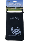 Caddiesshack Golf Deluxe Scorecard Yardage Book Holder