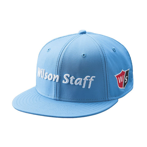 Wilson Staff Golf Flat Brim Cap - Assorted Colors