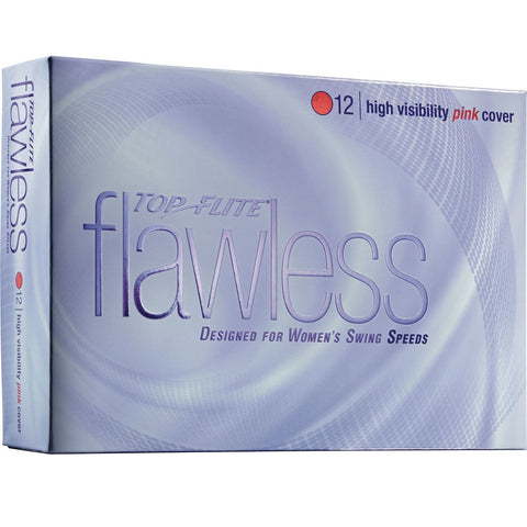 Top-Flite Flawless Women's Golf Balls
