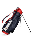 Sun Mountain Golf Leather Carry Stand Bag