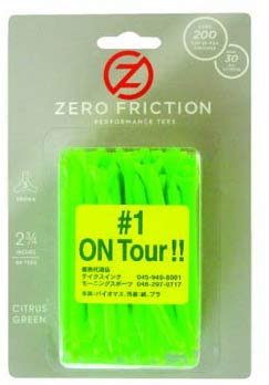 "Zero Friction Golf Tees (2.75"" x 50)"