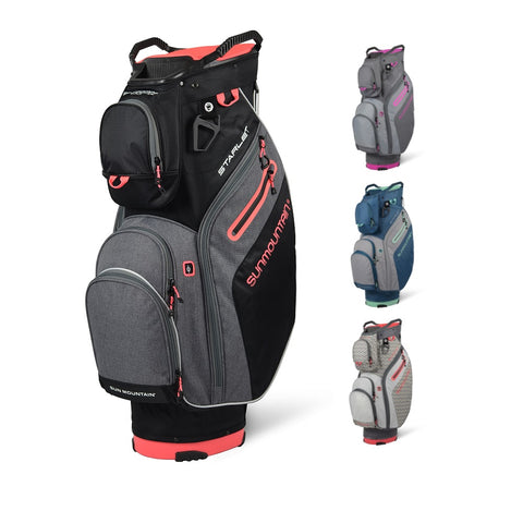 Sun Mountain Golf 2021 Women's Starlet Cart Bag