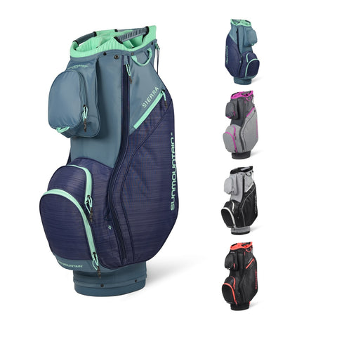 Sun Mountain Golf 2021 Women's Sierra Cart Bag