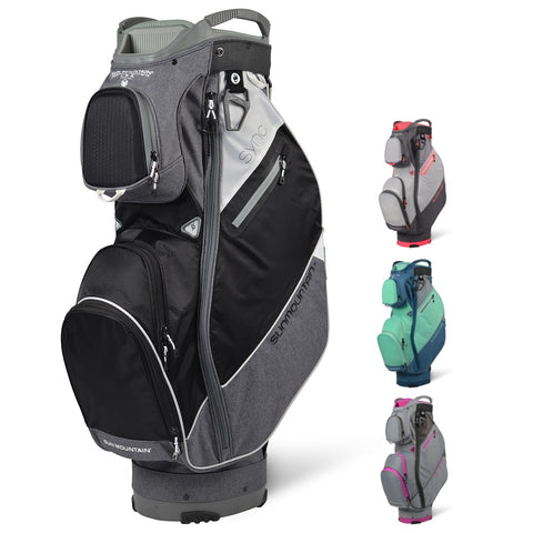 Sun Mountain Golf 2021 Women's Sync Cart Bag